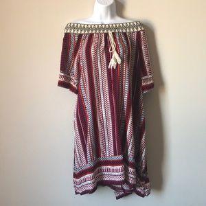 Clothing Obsessed Company Boho Aztec Tunic